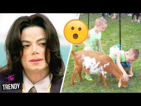 Facts We Never Knew About Michael Jackson's Neverland Ranch Mp3