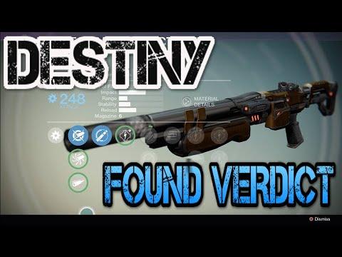 Invective vs Found Verdict : DestinyTheGame - reddit