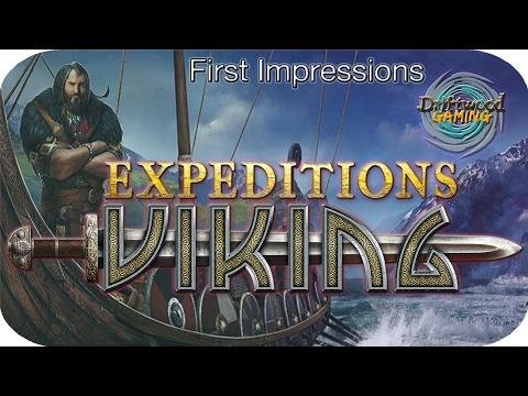 Expeditions Viking - First Impressions - Press Release - First Look and Overview