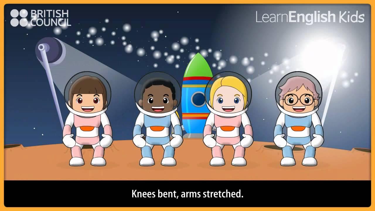 The Hokey Cokey - Nursery Rhymes & Kids Songs - LearnEnglish Kids ...