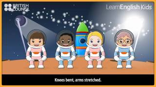 The Hokey Cokey Nursery Rhymes Kids Songs LearnEnglish Kids British Council