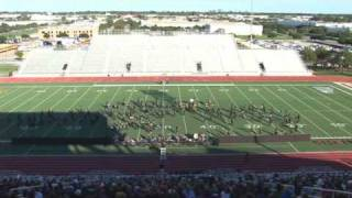 2009 UIL Newman Smith High School Band