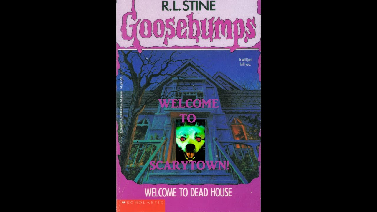 goosebumps welcome to dead house book report Download and keep this book for free with a 30  classic goosebumps  what made the experience of listening to classic goosebumps: welcome to dead house the.
