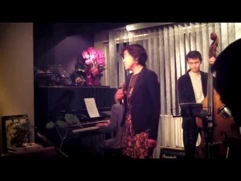 オードリー洋子 in テンダリー(名古屋・池下) 『My Funny Valentain』 2015/03/07