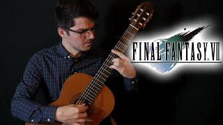 FINAL FANTASY VII REMAKE: 'Tifa's Theme' | Classical Guitar | John Oeth