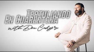 #TertuliandoEnCuarentena with graphic designer Dan Codyre