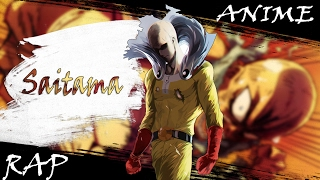 Аниме Рэп  - Ван Панч Мен | One-Punch Man{AMV}[HD]
