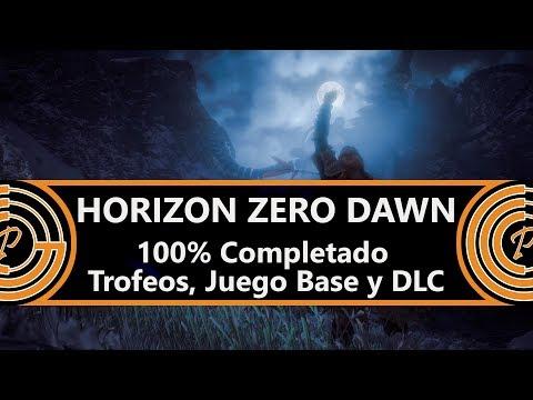 Horizon Zero Dawn | 100% Completado, Trofeos, Juego Base y DLC, Trucos Y Tips - GGC Plays #12