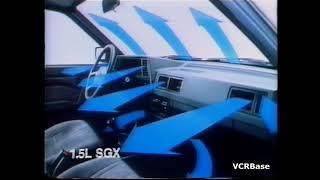 1986 - Nissan Sunny