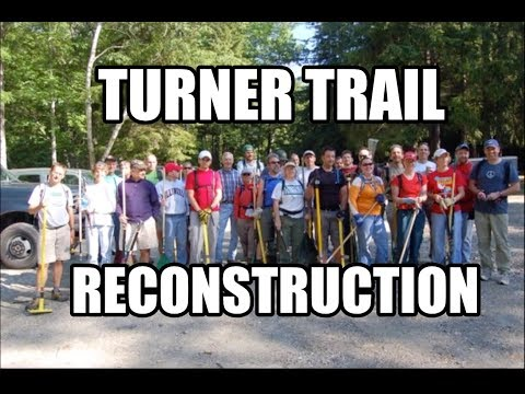 Turner Trail Reconstruction 2012 - Pittsfield State Forest, Pittsfield, Massachusetts