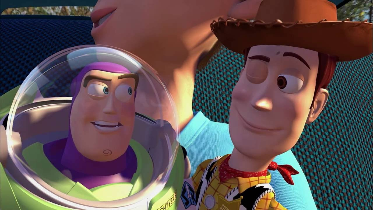 Ending Reenactment Toy Story