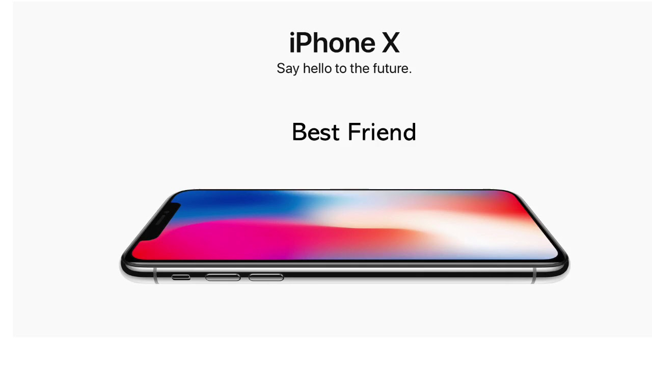 Apple Iphone X Ad Music Free Download In Description Best Friend