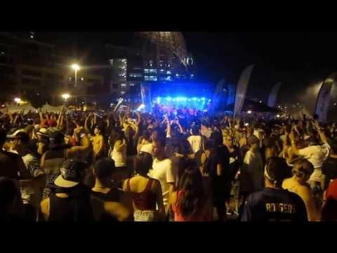 Major Lazer Live @ Mad Decent Block Party, San Diego 09/15/13