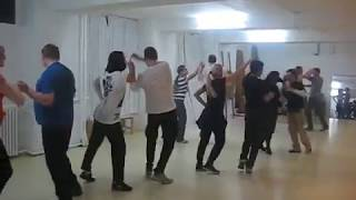 Stine Ortvad Cuban Salsa - Intermediate level 1/Let øvet 1