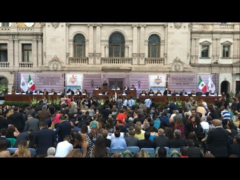 Rinde protesta Maru Campos como alcaldesa de Chihuahua