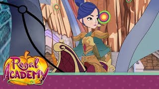 Regal Academy | LingLing Iron Fan