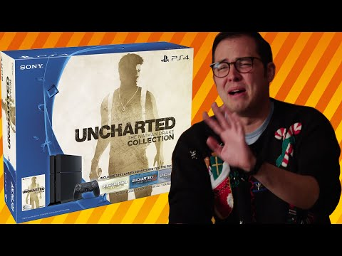 ps4-uncharted-500gb-bundle---hot-pepper-game-review-||-awesome-stuff-week:-gift-grab
