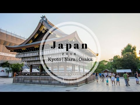 Japan 2016 - Kansai Region