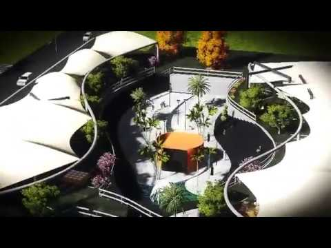 Architecture Design Projects for Students: Arwa Project - 3D Animation - Arch Viz / Landscape Design