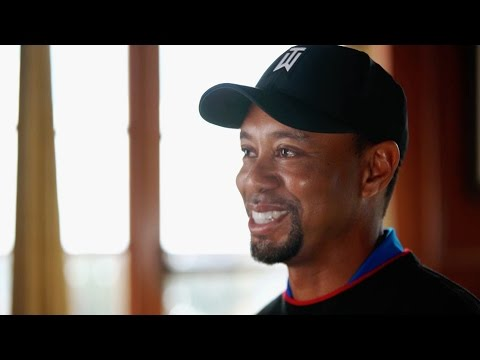 PGA TOUR - How Good Is That – Tiger's Reaction