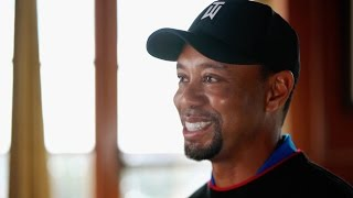 PGA TOUR - How Good Is That – Tiger's Reaction(, 2017-01-24T23:17:52.000Z)