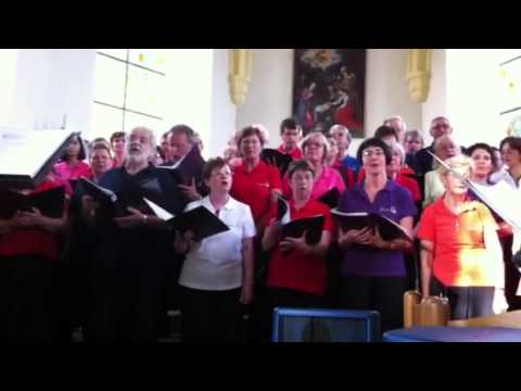Chante Joie - 21/06/12 - Praise Him