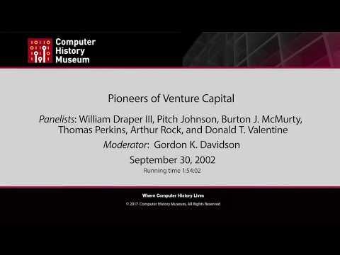 Pioneers of Venture Capital