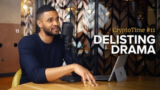 The BSV Delisting Dilemma - Opportunity Abound for FloatSV and RelayX - Bitstocks CryptoTime Ep. #11