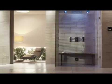 Grohe FSeries Shower Spa - YouTube