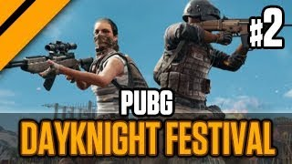 DayKnight Festival P2  - PUBG 100-Man Viewer Custom Games