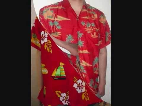 Tropical Hawaiian Carribean Party Cruise Shirts