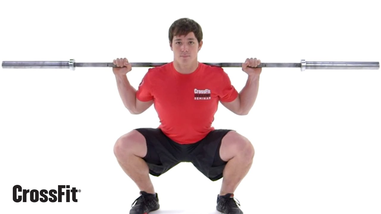 The Back Squat - YouTube