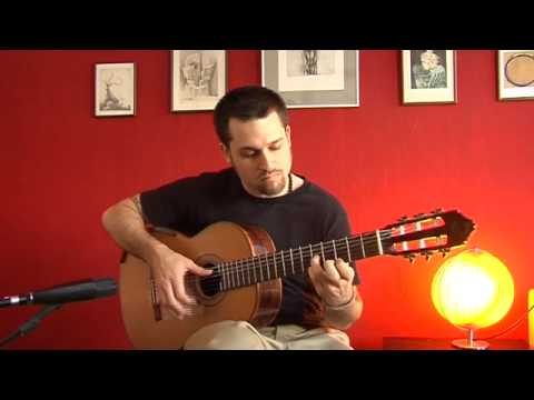 Fingerstyle percussive guitar. Blues/ pop genre