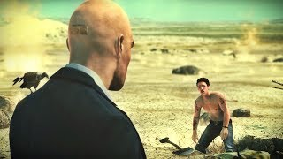 Hitman: Absolution Stealth Kills (Eliminate Lenny