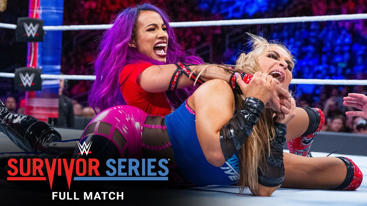 Download FULL MATCH - Team Raw vs. Team SmackDown - Women's Elimination Match: Survivor Series 2017