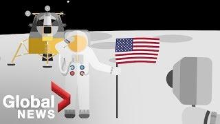 5 famous moon landing conspiracy theories debunked