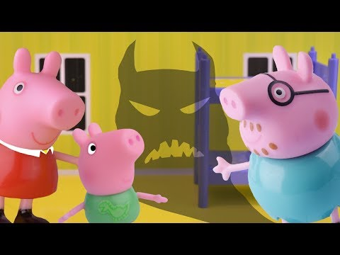 Piggies Find Strange Shadows Cartoon