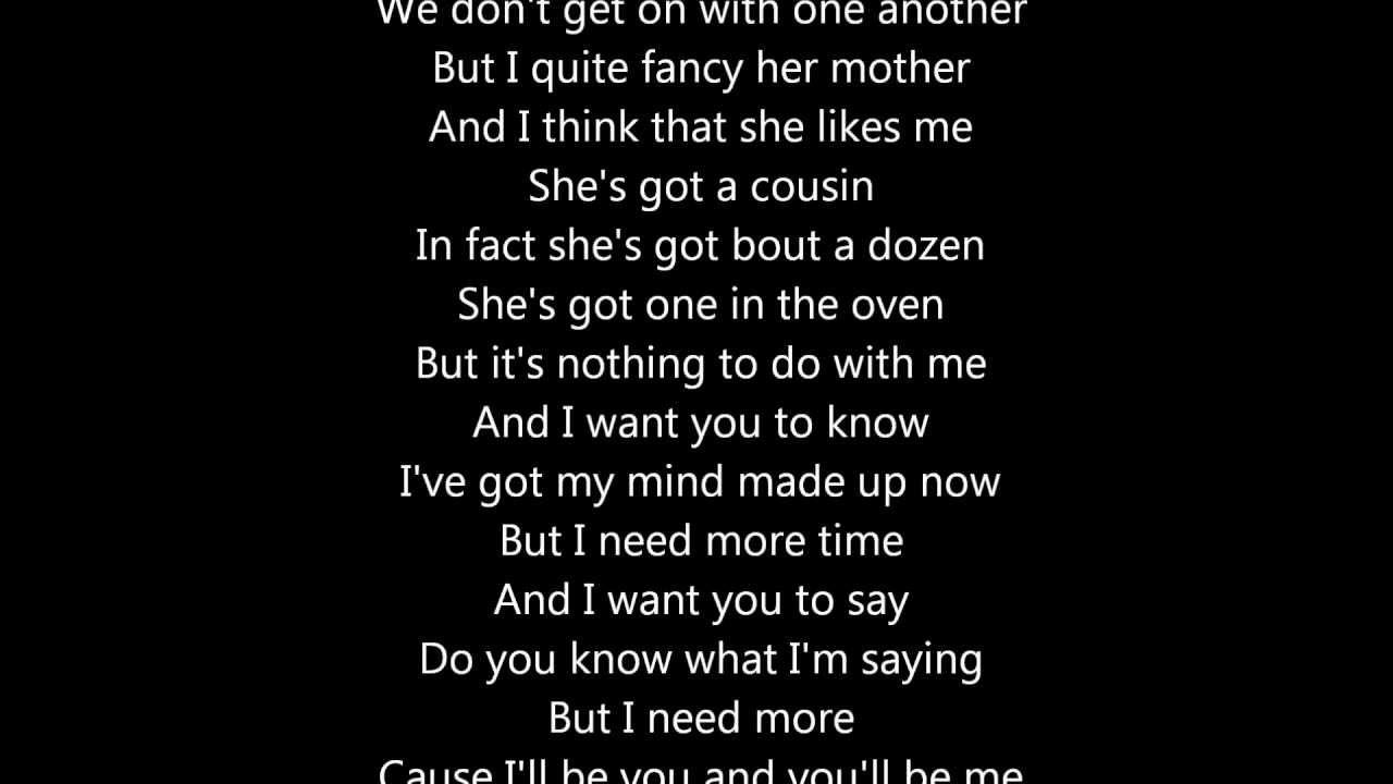 Shes electric lyrics