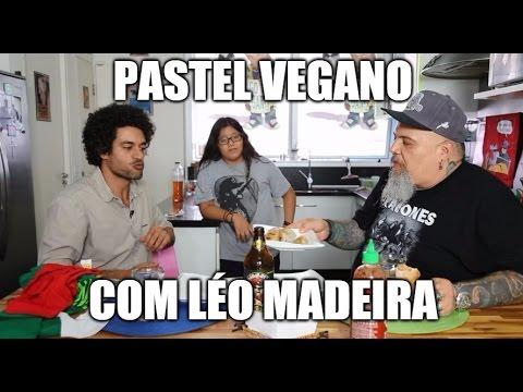 Pastel Vegano Com Léo Madeira | Panelaço Com João Gordo
