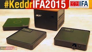 Acer Revo Build - модульный компьютер на IFA 2015 - Keddr.com
