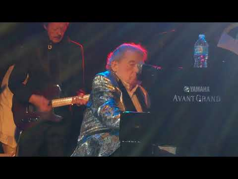 Jerry Lee Lewis - Great Balls Of Fire - September 2017 - NYC