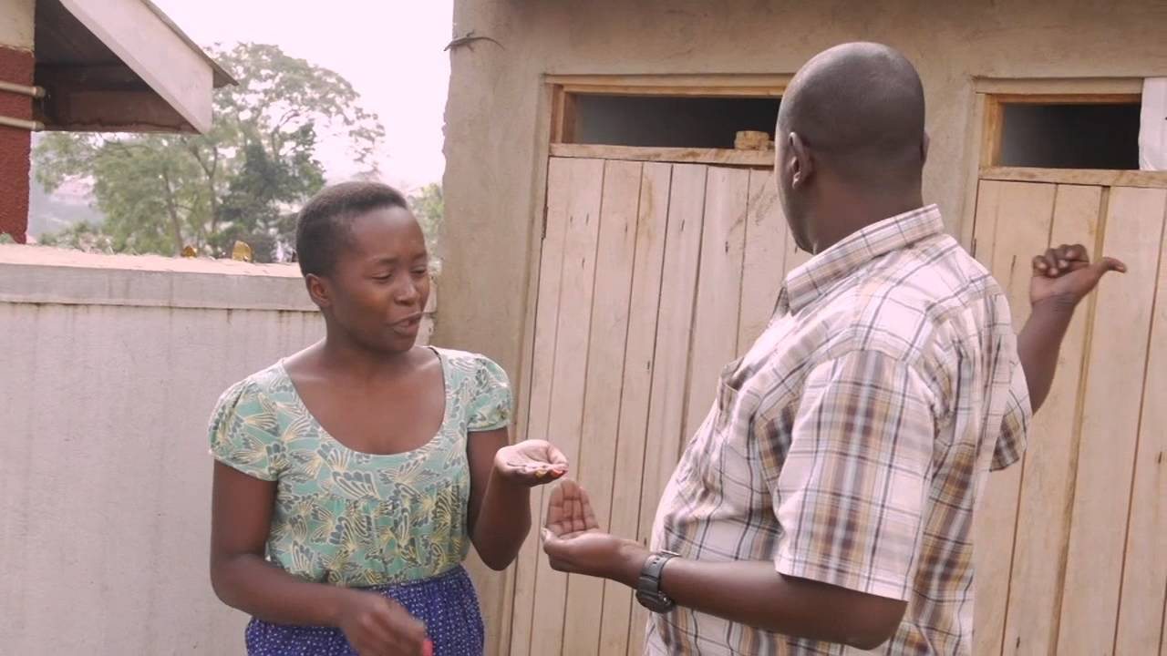 The booming toilet business. Kansiime Anne. African Comedy.