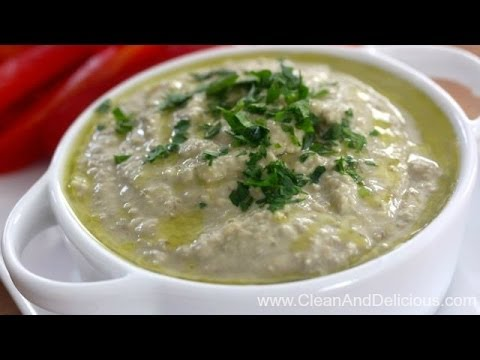 Lentil Hummus Clean Eating Recipe