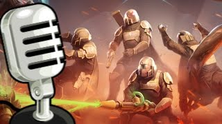 Open Mic (Helldivers Funny Moments)