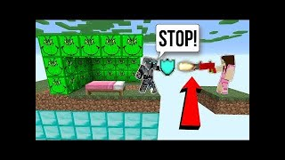 PopularMMOs Pat and Jen Minecraft: *SURPRISE* GRINCH LUCKY BLOCK BEDWARS! - Modded Mini-Game