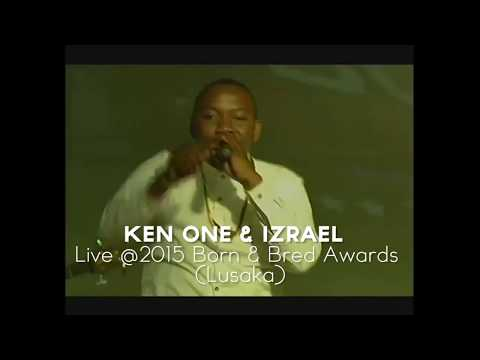 KEN ONE LIVE ON STAGE (30 minutes in & outside Zambia)