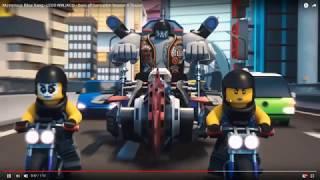 Разбор нового трейлера 8 сезона Лего НиндзяГо : Сыны Гармадона / Lego NinjaGo 8 Season Trailer