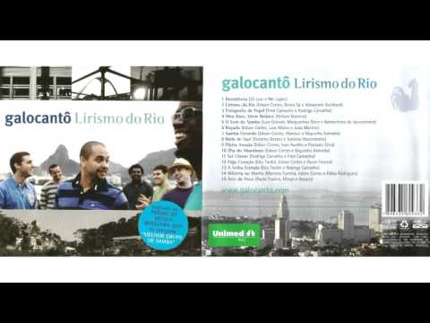 Lirismo do Rio - Galocantô - CD completo