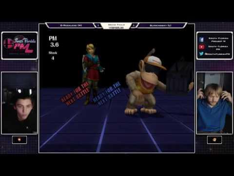 VSPM Arcadian - Grand Finals - D-Reckless (Diddy) vs Blinkingsky (Link)