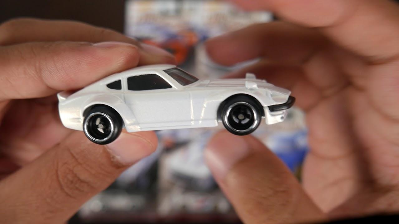 HOT WHEELS 2017 CAR CULTURE CARS DONUTS CUSTOM DATSUN 240Z